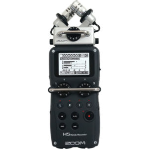 Zoom H5 Audio Recorder available to hire at Picture Hire Australia