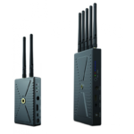 HD long range wireless video link with zero delay